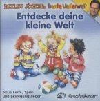 Entdecke deine kleine Welt, 1 Audio-CD