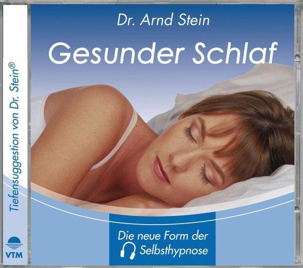 Gesunder Schlaf, 1 CD-Audio - Stein, Arnd