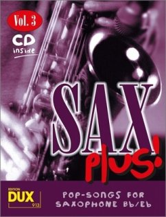 Sax plus, m. Audio-CD - Himmer, Arturo