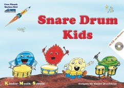 Snare Drum Kids, m. Audio-CD