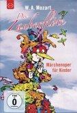 Mozart, Wolfgang Amadeus - Die Zauberflöte, Märchenoper für Kinder