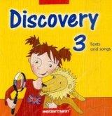 3. Schuljahr, 2 Audio-CDs / Discovery, Ausgabe 2006