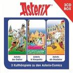 Asterix, Hörspielbox 1, 3 Audio-CDs
