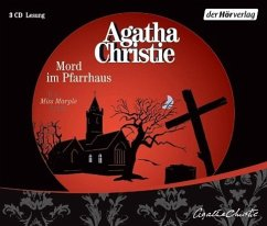 Mord im Pfarrhaus, 3 Audio-CDs - Christie, Agatha