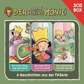 Der Kleine König, Hörspielbox, 3 Audio-CDs