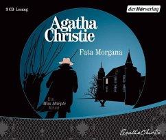 Fata Morgana, 3 Audio-CDs - Christie, Agatha