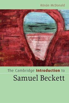 The Cambridge Introduction to Samuel Beckett - McDonald, Ronan