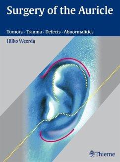 Surgery of the Auricle - Weerda, Hilko