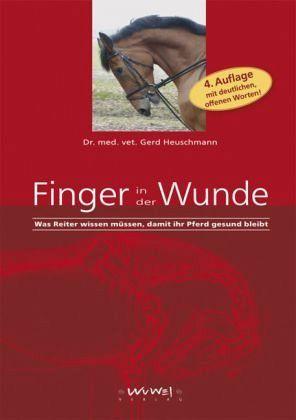 Finger in der Wunde - Heuschmann, Gerd