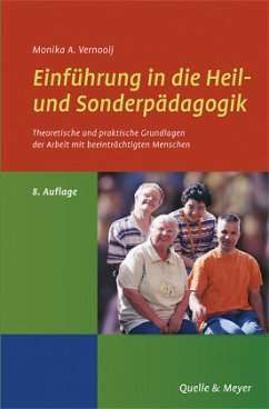 Einführung in die Heil- und Sonderpädagogik
