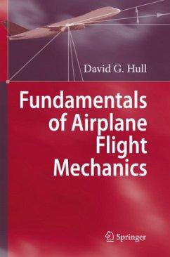 Fundamentals of Airplane Flight Mechanics - Hull, David