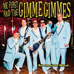 Ruin Jonny'S Bar Mitzvah - Me First And The Gimme Gimmes