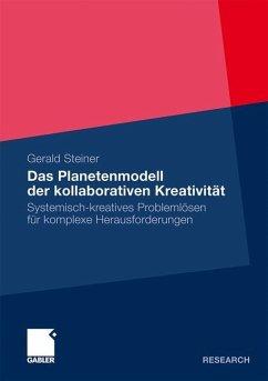 Das Planetenmodell der kollaborativen Kreativität - Steiner, Gerald