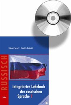 Integriertes Lehrbuch der russischen Sprache 1 - Spraul, Hildegard;Gorjanskij, Valerij