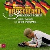 Deutschland, Ein Sommermärchen, 3 Audio-CDs