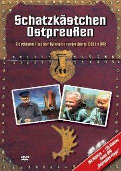 Schatzkästchen Ostpreußen, 2 DVDs