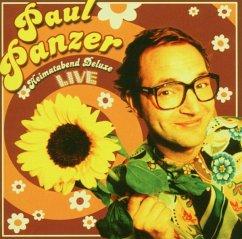 Heimatabend Deluxe Live, 1 Audio-CD - Panzer, Paul