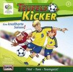 Eine knallharte Saison / Teufelskicker Bd.2 (CD)