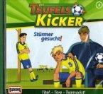 Stürmer gesucht / Teufelskicker Bd.4 (1 Audio-CD)