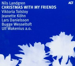 Christmas With My Friends - Landgren,Nils