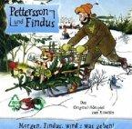 Pettersson und Findus, Morgen, Findus, wird's was geben, 1 Audio-CD