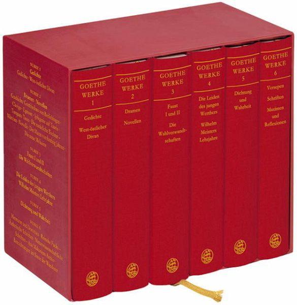 Werke in 6 Bänden - Goethe, Johann W. von