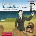 Die Akte / Artemis Fowl Bd.9 (3 Audio-CDs)