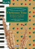 Christmas Time, für Saxophon und Klavier