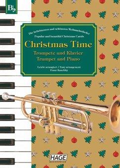 Christmas Time, für Trompete und Klavier - Kanefzky, Franz