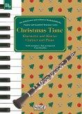 Christmas Time, für Klarinette und Klavier