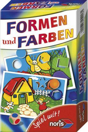 noris 606094218 formen und farben kinderspiel spiel mit. Black Bedroom Furniture Sets. Home Design Ideas