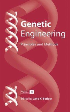 Genetic Engineering 28 - Setlow, Jane K. (ed.)