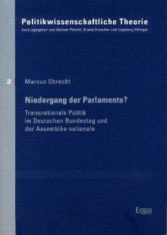 Niedergang der Parlamente?