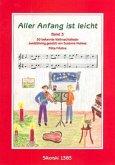 30 bekannte Weihnachtslieder, 2-stimmig für Sopran-Blockflöten oder Violinen / Aller Anfang ist leicht Bd.3