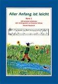 100 beliebte Volkslieder, für Klavier / Keyboard / Aller Anfang ist leicht Bd.1