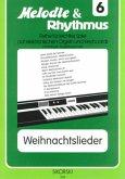 Weihnachtslieder, für elektronische Orgel und Keyboard