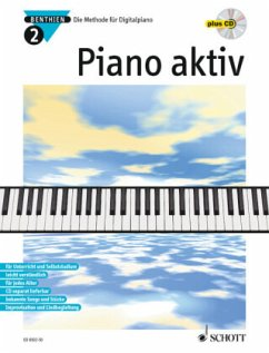 Piano aktiv 2. Mit CD