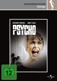 Psycho - Anthony Perkins,Janet Leigh,Vera Miles
