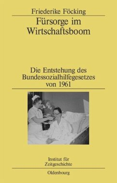 Fürsorge im Wirtschaftsboom - Föcking, Friederike