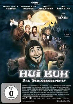 Hui Buh, Das Schlossgespenst, 1 DVD-Video - Michael Bully Herbig,Christoph Maria...