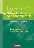 Abiturvorbereitung Mathematik. Nordrhein-Westfalen