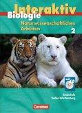Schülerbuch, m. CD-ROM / Biologie interaktiv, Realschule Baden-Württemberg Bd.2