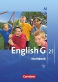 English G 21. Ausgabe A 1. 5. Schuljahr. Workbook mit CD