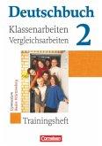 Deutschbuch Gymnasium - Baden-Württemberg - Ausgabe 2003 - Band 2: 6. Schuljahr / Deutschbuch, Gymnasium Baden-Württemberg Bd.2