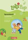 LolliPop. Sprachbuch 2. Schuljahr. Arbeitsheft in Schulausgangsschrift