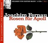 Rosen für Apoll, 4 Audio-CDs