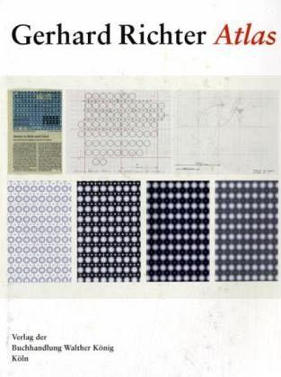 Gerhard Richter, Atlas, engl. Ausg. - Richter, Gerhard