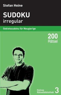 Sudoku - irregular
