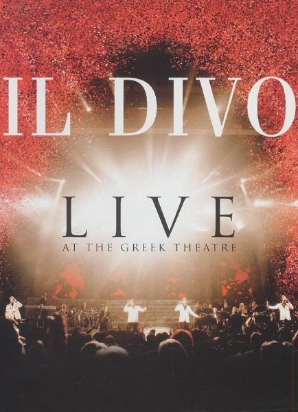 Il divo live at the greek film auf dvd - Il divo all by myself ...