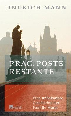 Prag, poste restante - Mann, Jindrich